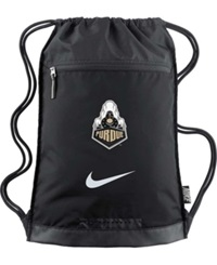 Nike Purdue Boilermakers Training Gym Bag Team Color