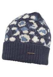 Barts Camille Hat Navy Blue