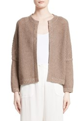 Zero Maria Cornejo Women's Belle Cashmere And Merino Wool Cardigan