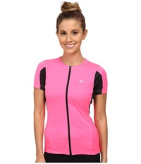 Pearl Izumi Select Jersey Screaming Pink Women's Clothing
