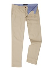 Howick Men's Fraternity Casual Chino Clay