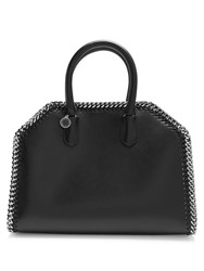 Stella Mccartney Falabella Box Faux Leather Cross Body Bag Black