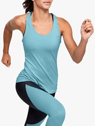 Under Armour Heatgear Racer Training Tank Top Blue Haze
