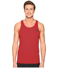 Adidas Ultimate Tank Top Scarlet Men's Sleeveless Red