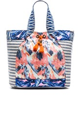 Maaji Beach Bag Blue