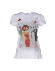 Tua By Braccialini Topwear T Shirts Women White
