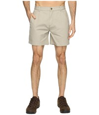 Royal Robbins Billy Goat Shorts Khaki Men's Shorts