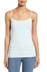 Women's Halogen 'Absolute' Camisole Blue Pastel