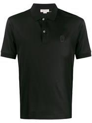 Alexander Mcqueen Skull Patch Polo Shirt 60