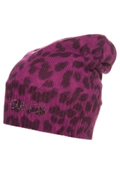 Guess Immaculata Hat Hat Purple Animal