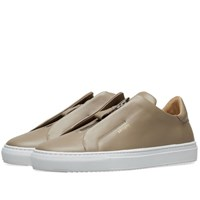Axel Arigato Clean 90 Zip Sneaker Brown