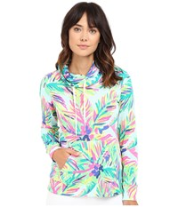 Lilly Pulitzer Hillary Pullover Multi Island Time Women's Clothing