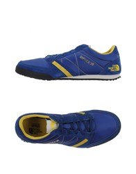 The North Face Footwear Low Tops And Trainers Men Blue