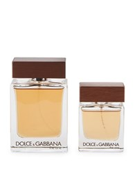 Dolce And Gabbana The One For Men Gift Set No Color