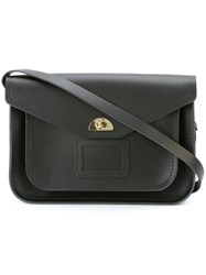 The Cambridge Satchel Company 'Twist Lock' Black