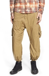Prps 'Urania' Slouchy Jogger Pants Ligth Brown