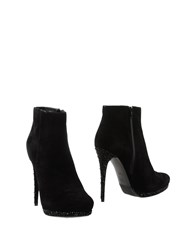 Barachini Footwear Ankle Boots Women Black