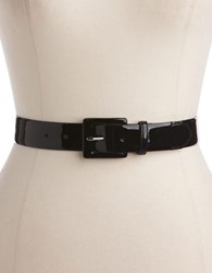 Lauren Ralph Lauren Leather Belt Black