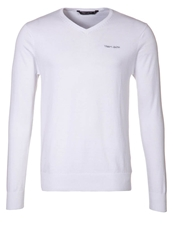 Teddy Smith Pulser Jumper Blanc White