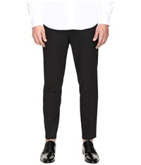 Mcq By Alexander Mcqueen Neukoeln Trousers Darkest Black Men's Casual Pants