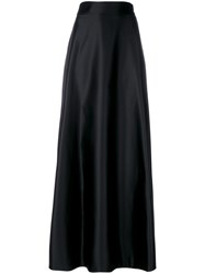 Temperley London Waterlily Skirt Women Polyester 10 Black