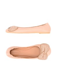 See By Chloe Ballet Flats Skin Color