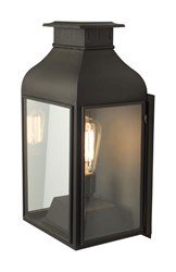Original Btc Wall Lantern Black