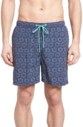 Tommy Bahama Men's Big And Tall Naples Tile Swim Trunks
