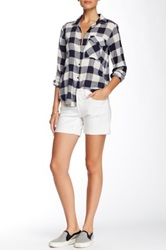 7 For All Mankind Sexy Relaxed Denim Short
