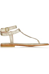 Vivienne Westwood Metallic Leather Sandals