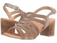 Eric Michael Misty Taupe Women's Shoes