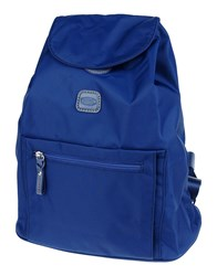 Bric's Backpacks And Fanny Packs Dark Blue