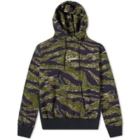 Sophnet. Panther Country Pullover Hoody Green