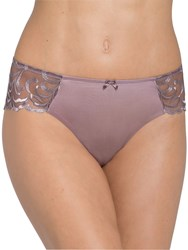 Triumph Modern Finesse Tai Briefs Sweet Chestnut