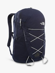 The North Face Cryptic Backpack Montague Blue Vintage White