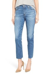 Ag Jeans Women's The Isabelle Crop Straight Leg