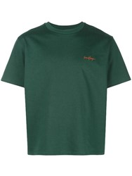 Second Layer Viridian Green T