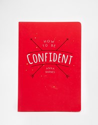 Books How To Be Confident Book Multi