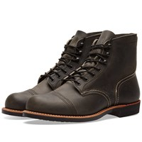 Red Wing Shoes 8086 Heritage 6 Iron Ranger Boot Black