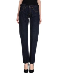 Johnbull Denim Denim Trousers Women