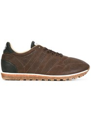 Alberto Fasciani 'Sport' Sneakers Brown