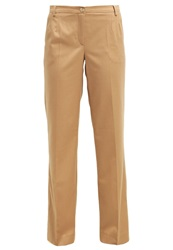 More And More Trousers Soft Camel