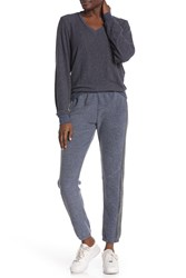 Wildfox Couture Track Knox Fleece Pants Oxfordcle