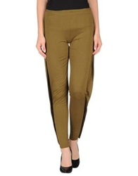 Pierantonio Gaspari Casual Pants Military Green