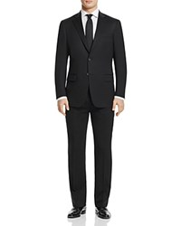 Hart Schaffner Marx Solid Basic New York Classic Fit Suit Black