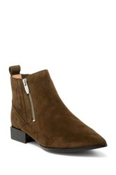 Sigerson Morrison Bambie Bootie Green