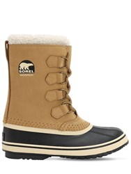 Sorel 1964 Pac 2 Boots Natural