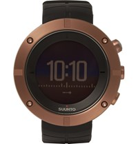 Suunto Kailash Copper Tone Titanium Gps Watch
