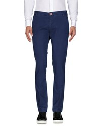 Dimattia Casual Pants Slate Blue