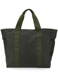 Filson Cloth Tote Bag Green
